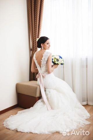 Купить свадебное платье на авито саратов