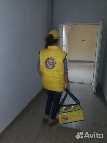 Термо сумка для пиццы, суши, пирогов и еды купить в Москве на Avito ... 8ca953fcdbf