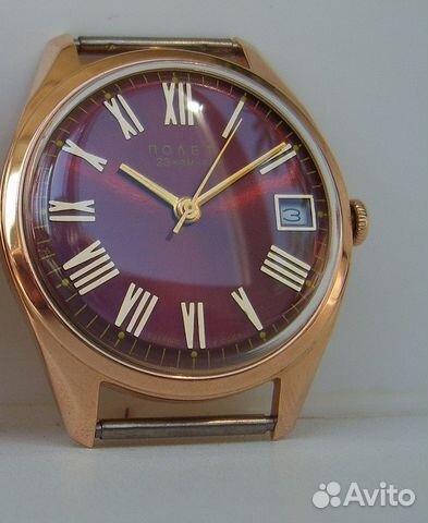 89bd1f38 Золотые часы Полет СССР 583 пр | Festima.Ru - Мониторинг объявлений