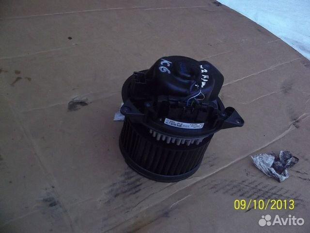 Мотор отопителя для форда