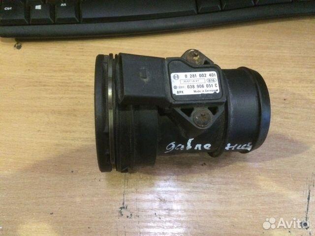 Расходомер воздуха Т5 2.5 тди 038906051C— фотография №1