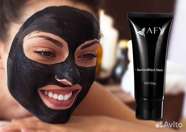 маска от черных точек на носу желатин