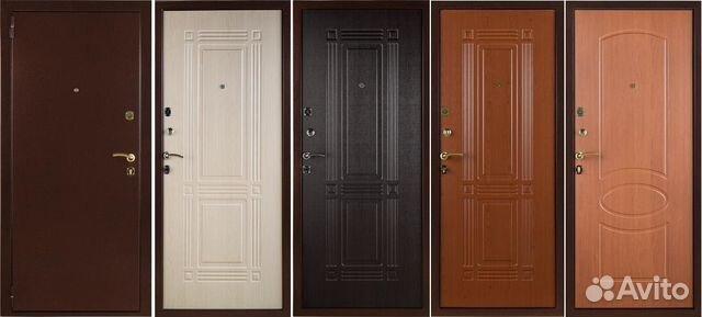 двери входные железные в люберцах