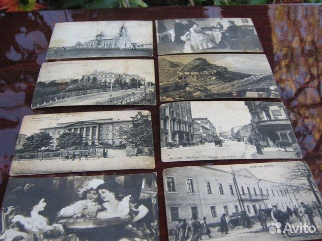 Старые открытки курск