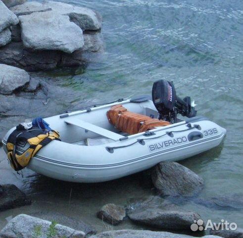 тюнинг пвх лодки сильверадо