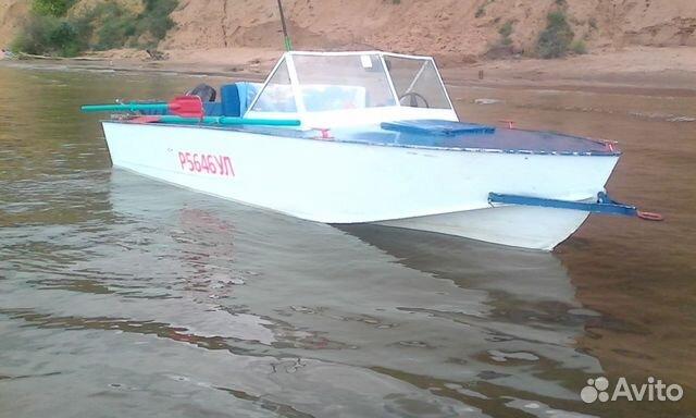 купить лодку или катер в ульяновске