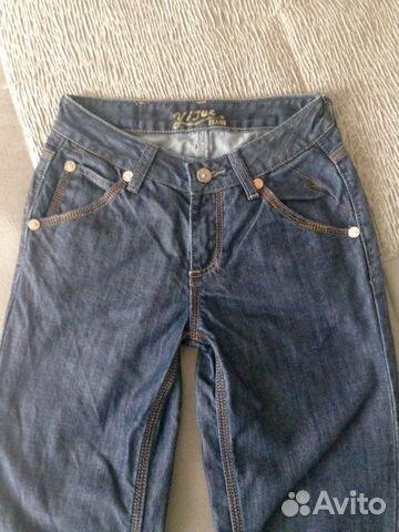 bdeb484f6f7 Прямые новые джинсы Стильные