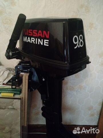 руководство лодочный мотор ниссан марине 9.8