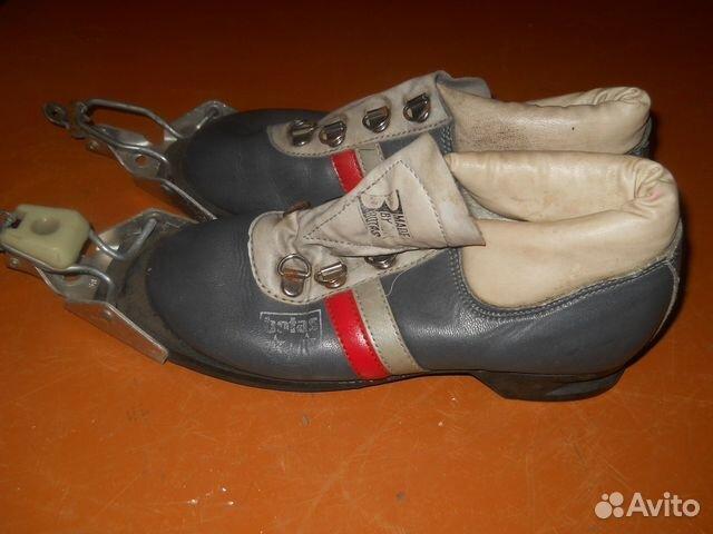 Лыжные ботинки botas (ботас) купить в Белгородской области на Avito ... 2a0f82c5e2f