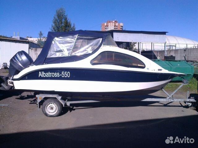 купить лодку альбатрос в санкт-петербурге