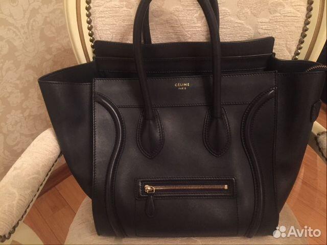 cbadfdf2a3a5 сумка Celine Luggage оригинал купить в москве на Avito объявления