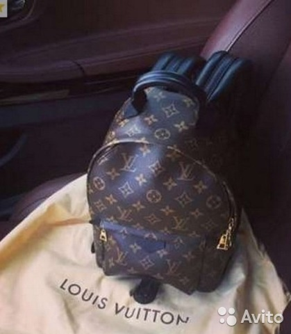 6743229138dd Louis Vuitton Рюкзак Palm Springs Backpack Виттон купить в Москве на ...