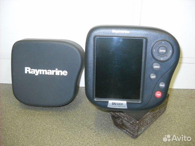 raymarine ds500x купить