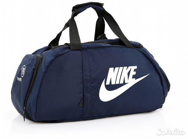 9b7c053d869c Сумка рюкзак спортивная Nike Темно-Синяя | Festima.Ru - Мониторинг ...