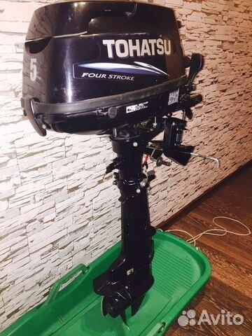 лодочные моторы бу на авито в татарстане тохатсу