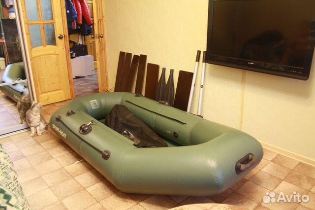 лодки гребные курск