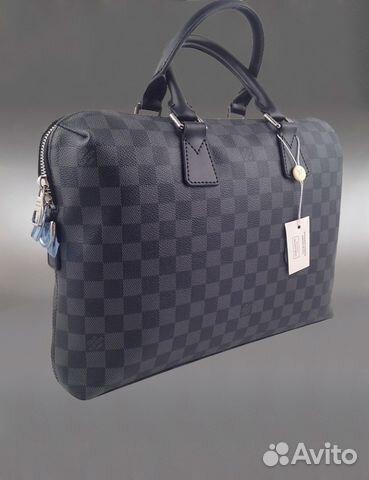 Мужская сумка Louis Vuitton купить в Москве на Avito — Объявления на ... 96530094b21