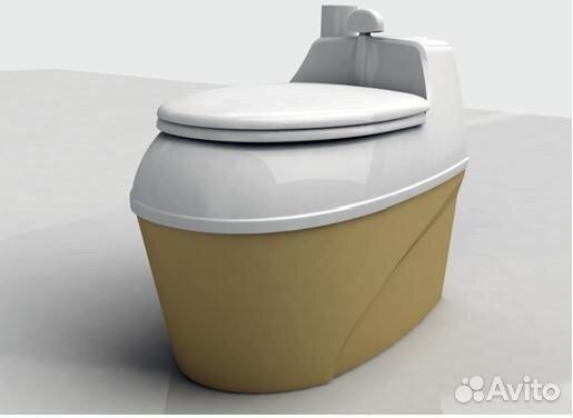 Компостирующий торфяной биотуалет piteco 505 купить строительные материалы Ижевск