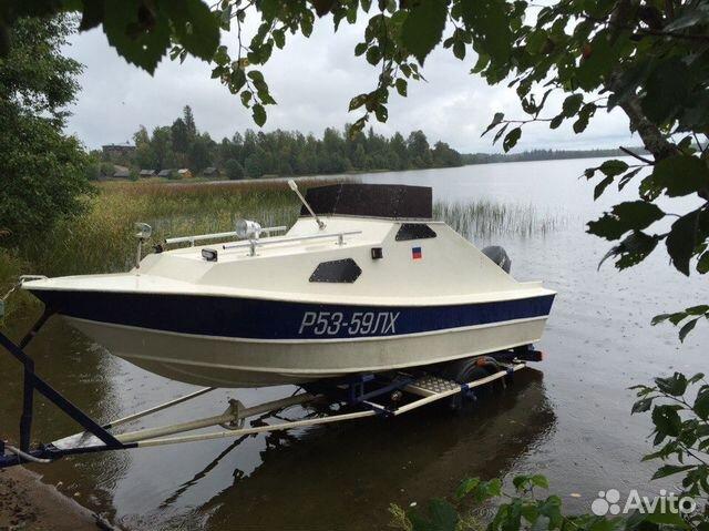 лодки марки касатка