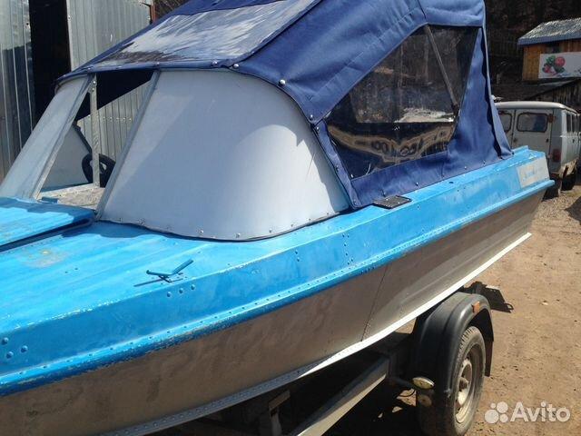 купить лодку казанку б у в тюмени и области