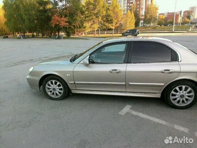 Hyundai Sonata, 2004 купить 6