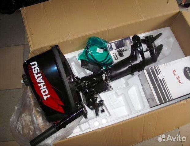 мотор tohatsu 5 лет