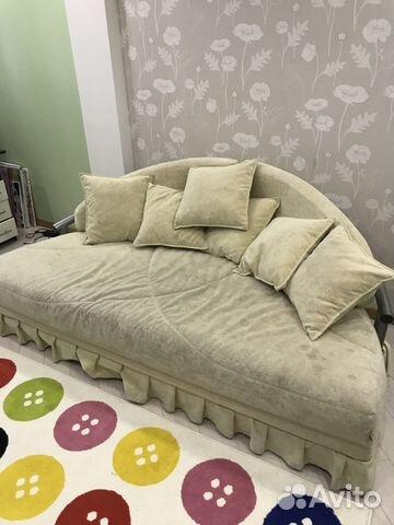 круглый диван кровать Festimaru мониторинг объявлений