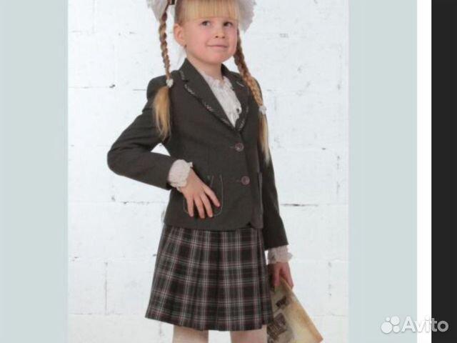 8121eea8c9c Продам комплект школьной формы серая размер 128