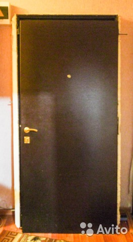 установить дверь металлическая входная