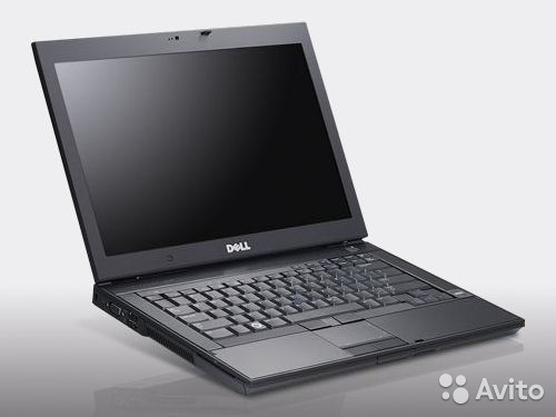 "Ноутбук Dell E6400 Core 2 Duo, 14"" гарантия"