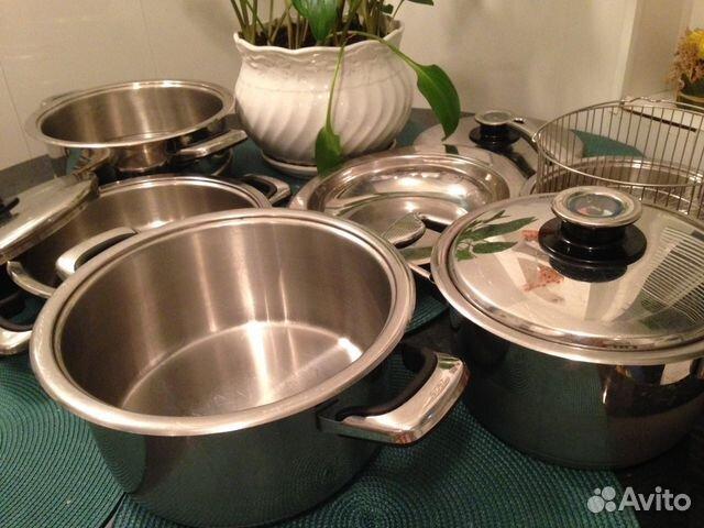 Посуда zepter для индукционной плиты