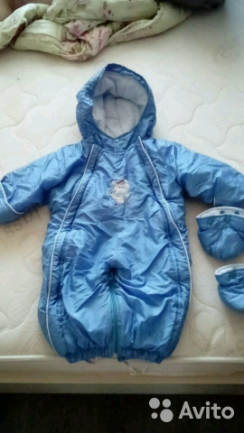 Детский комбинезон 89232897847 купить 1