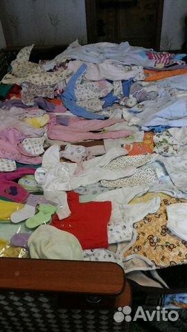 Пакет детской одежды для девочки 86 (12-18 мес)  bc26e494628ba