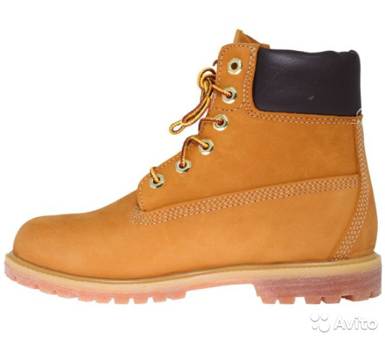 ff8cb0bb1967 Timberland 10061 желтые ботинки купить в Кировской области на Avito ...