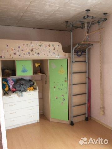 3-к квартира, 50 м², 2/2 эт.