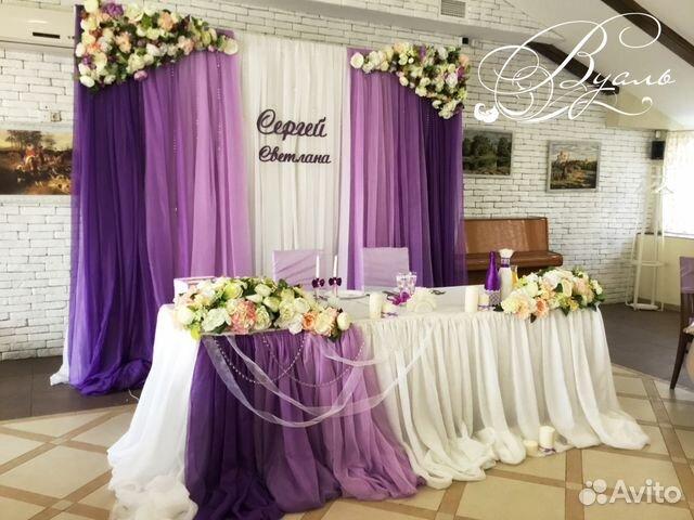 Фото оформления свадебного зала: 413 года на 55