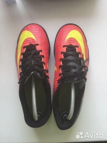 e38bc4bd Сороконожки Nike Mercurial. Размер еврп 38,5   Festima.Ru ...