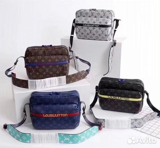 041f00937842 Louis Vuitton Мужская PM Сумка Луи Витон LV купить в Москве на Avito ...