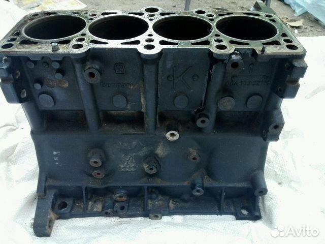 Блок цилиндров Volksvagen Sharan 2.0 (номинал)  89889406177 купить 2