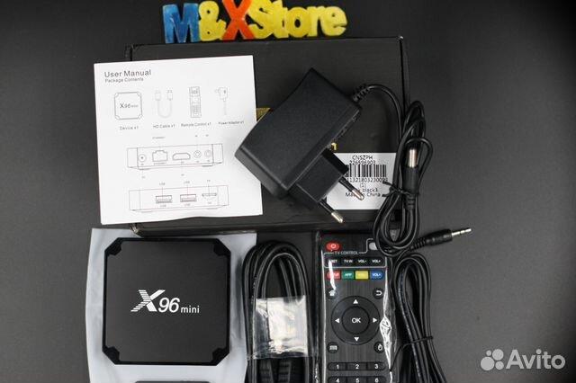 X96 Mini (Android 7) 2/16GB (Новые) купить в Самарской