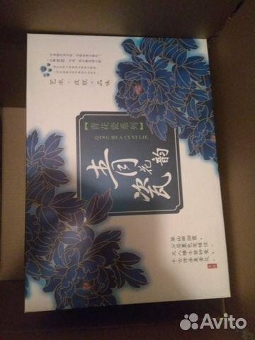 Сервиз для китайской церемонии фарфор 89044438391 купить 2