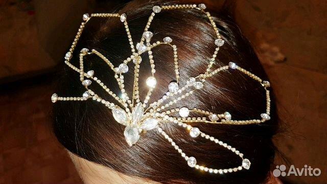 Украшения для волос, диадемы 89203654838 купить 10