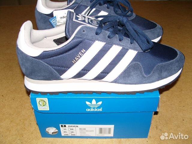 c379f5e75 Adidas 44 размер новые кроссовки Haven | Festima.Ru - Мониторинг ...
