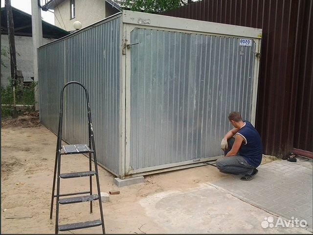 Купить гараж в тамбове пенал авито купить гараж кимры