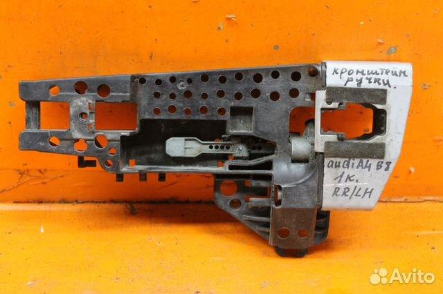 Audi A4 B8 кронштейн задней левой ручки Festimaru мониторинг
