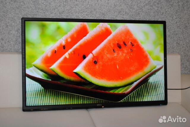 Smart TV WiFi DVB-T2 ЖК LED Телевизор 40 диагональ