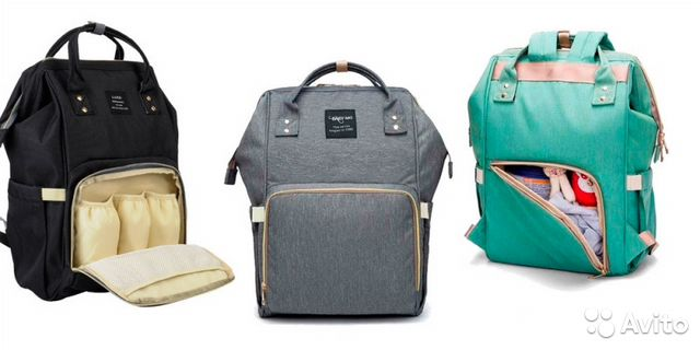 f389f7e84bf5 Рюкзак / сумка для мамы и малыша Diweilu с Usb про | Festima.Ru ...