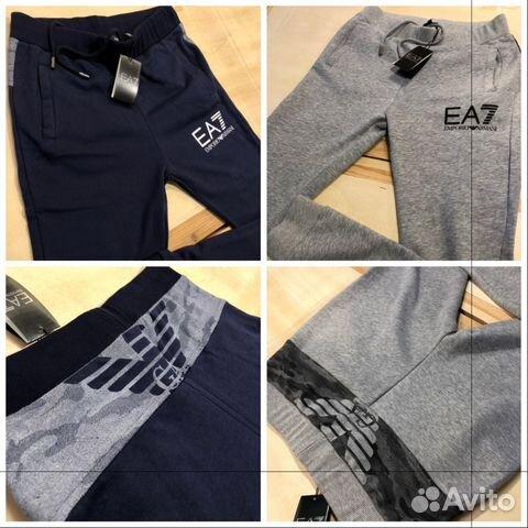 c12af917c621 Спортивные брюки Emporio Armani EA7 новые   Festima.Ru - Мониторинг ...