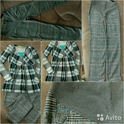 d52815dd7d075 Одежда брюки туника для беременных купить в Бурятии на Avito ...