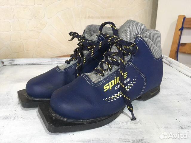Ботинки лыжные купить в Свердловской области на Avito — Объявления ... 1b380b8bc5d